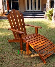 Teak Oiled addirondac