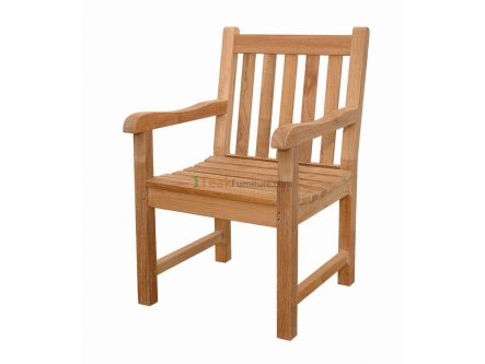 Teak Java Arm Chair