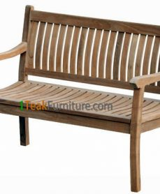 Teak Modiv Java Bench 120