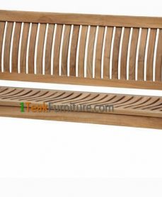 Teak Modiv Java Bench 150