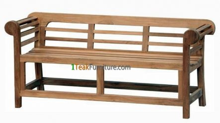 Low Back King Bench 150