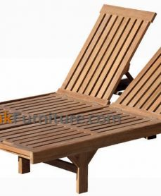 Double Laguna Lounger