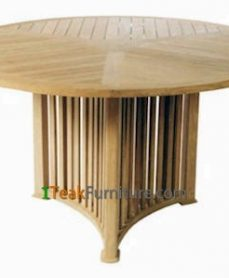 Teak Mercy Table 100