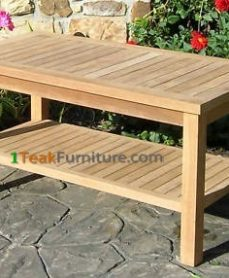 Rectangular Tundan Table