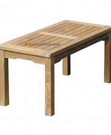 Rectangular Small Table